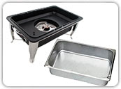 Chafer Water Pans