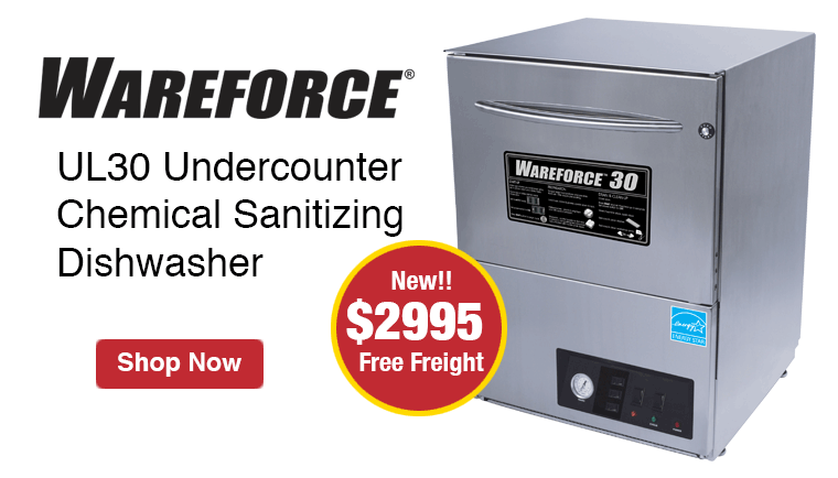 Wareforce Dishwashing Equipment